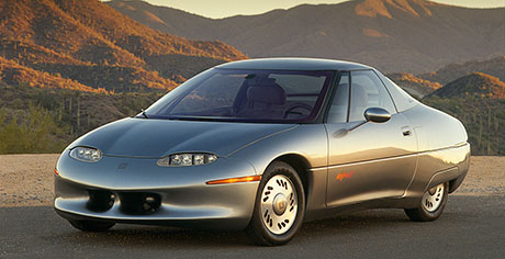 The Ev1 Was First M Produced Electric Vehicle In Modern Times From A Major Automaker It Designed Ground Up To Be An