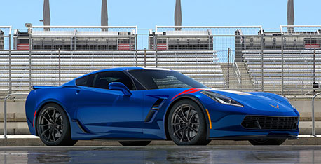 Racing Has Been Part Of Corvette S Essence For More Than 50 Years And That Track Experience Helped Us Build Better Capable Cars Said Mark Reuss
