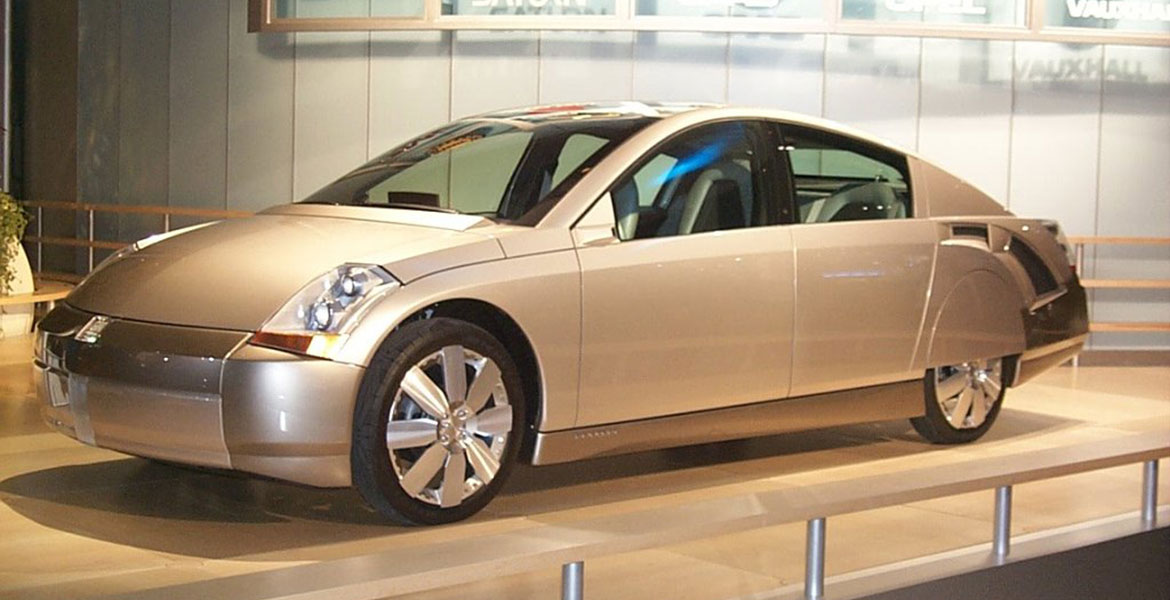 GM Heritage Center Collection | GM Fuel Cell Vehicles