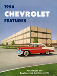 Chevrolet Passenger Car Engineering Features - 1956
