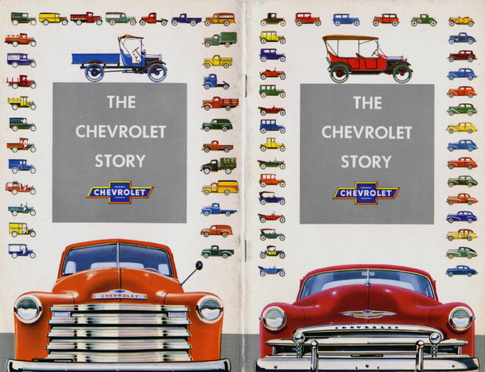 GM Heritage Center Archive | Chevrolet History | The Chevrolet Story