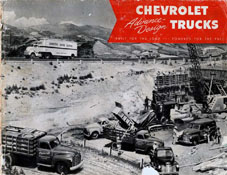 Chevrolet Trucks Advanced Design Built for the Load... Powered for the Pull