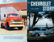 The Chevrolet Story 1911-1958