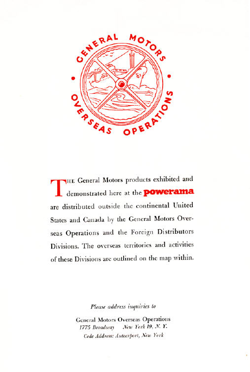 The history and operations of general motors company