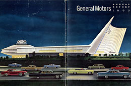 General Motors Annual Report 1963