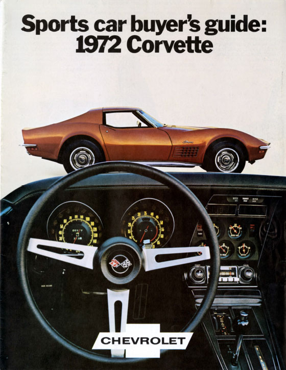 gm heritage center archive corvette historical brochures sports rh gmheritagecenter com corvette c3 buyers guide pdf corvette c3 buyer's guide