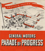 General Motors Parade of Progress - Souvenir Edition