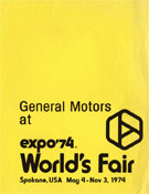 General Motors at Expo '74 World's Fair