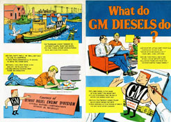 What Do GM Diesels Do?