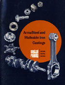 ArmaSteel and Malleable Iron Castings, Central Foundry, Division General Motors