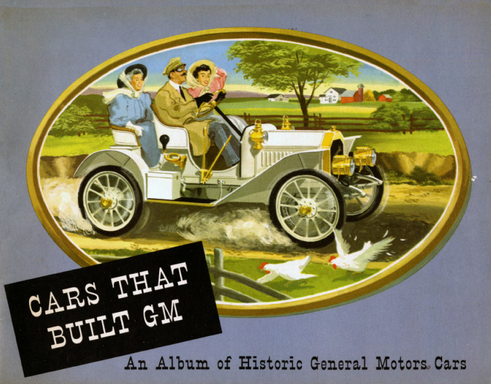GM Heritage Center Archive | Milestones | Cars That Built GM: An ...