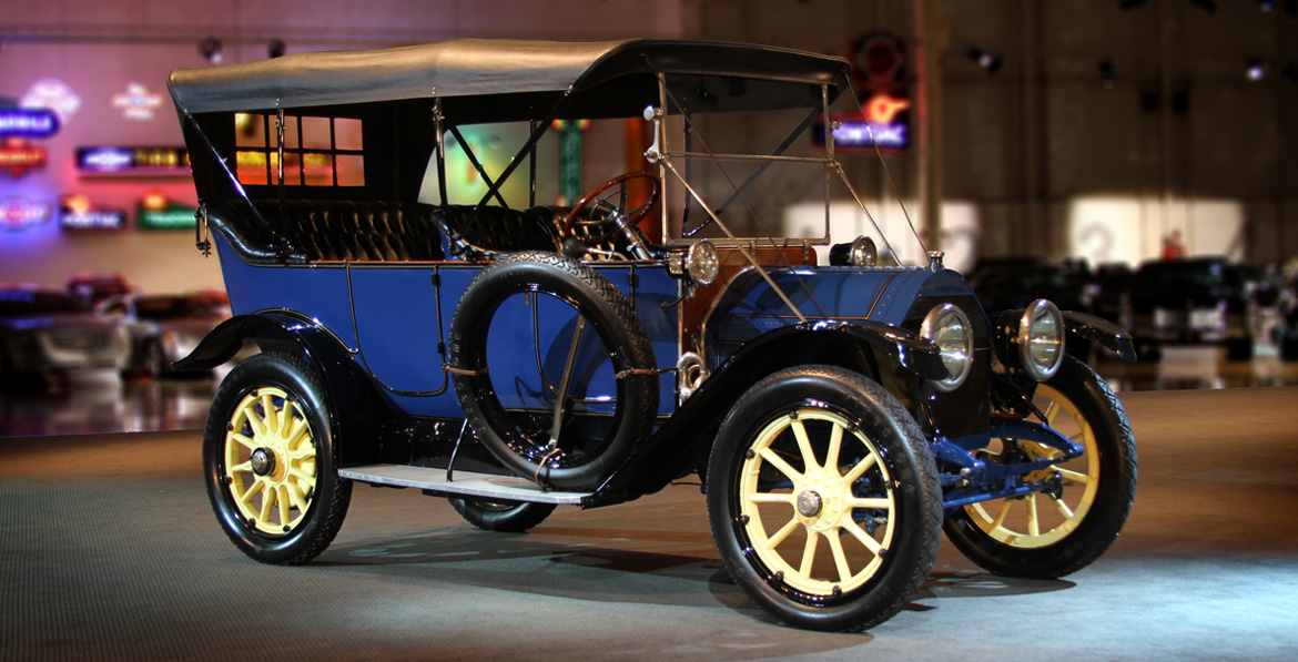 GM Heritage Center Collection | 1912 Cadillac Model 30