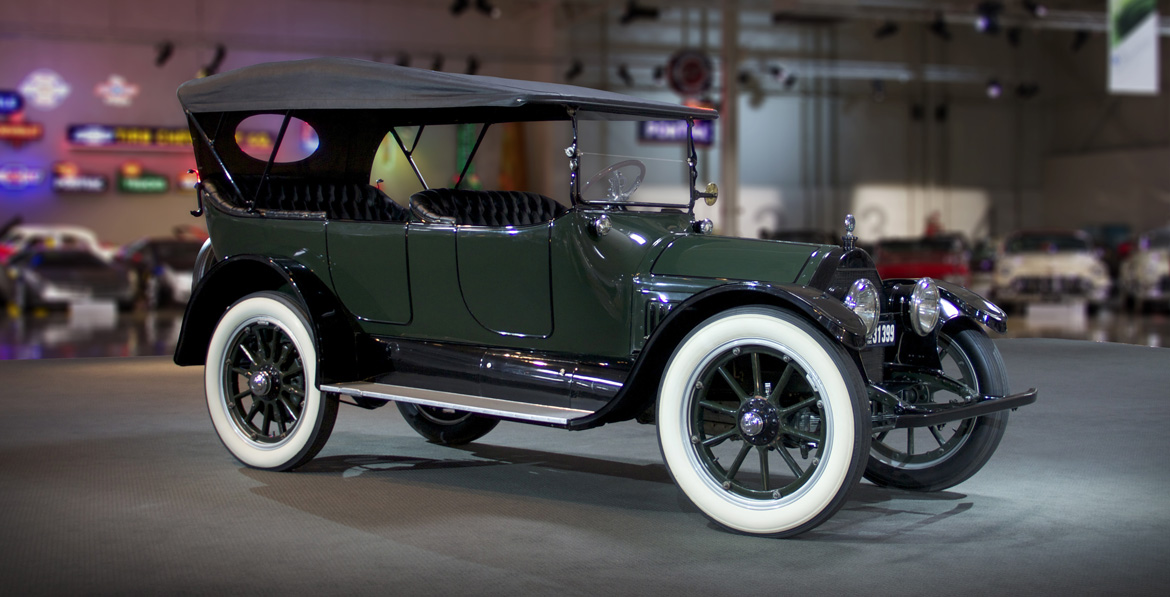 GM Heritage Center Collection | 1915 Cadillac Type 51