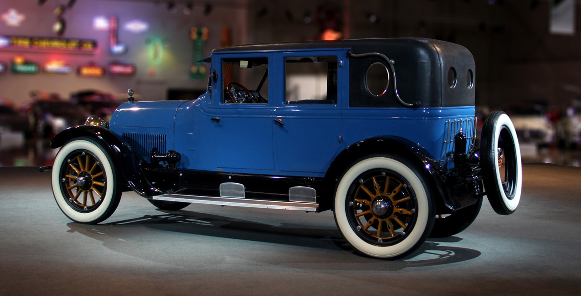 GM Heritage Center Collection   1920 Cadillac Type 59C