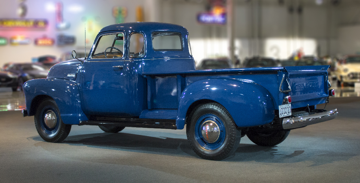 Gm Heritage Center Collection 1948 Chevrolet Pickup