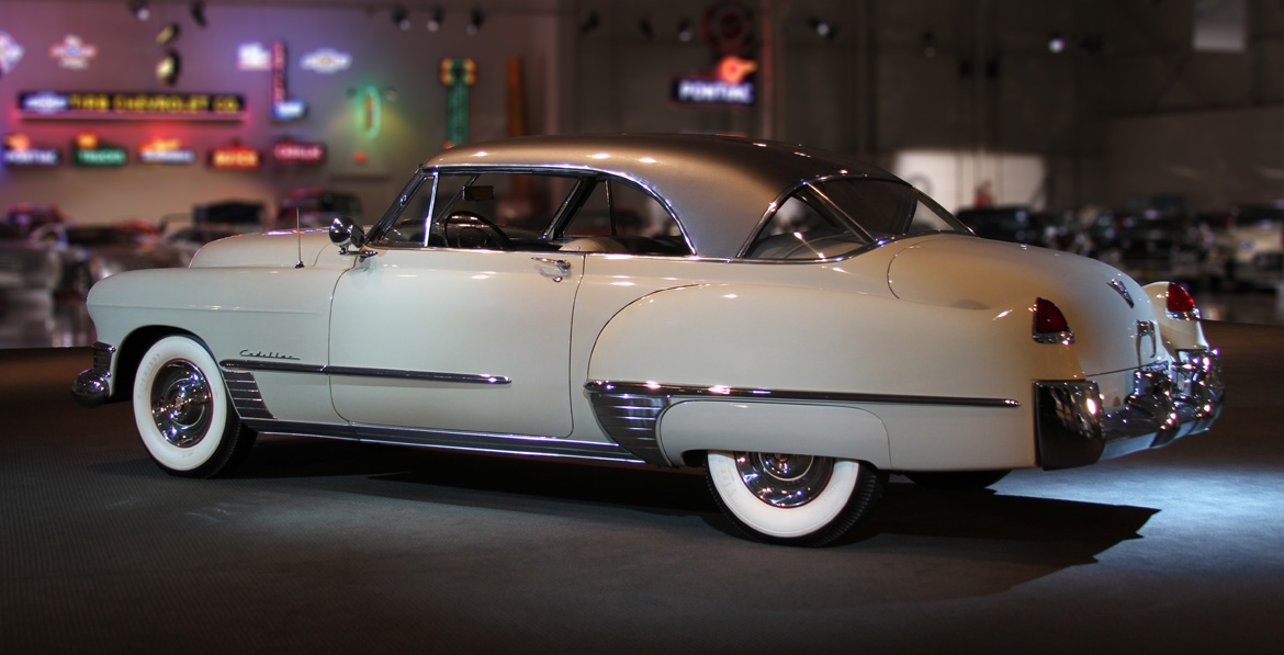 GM Heritage Center Collection  1949 Cadillac Coupe DeVille