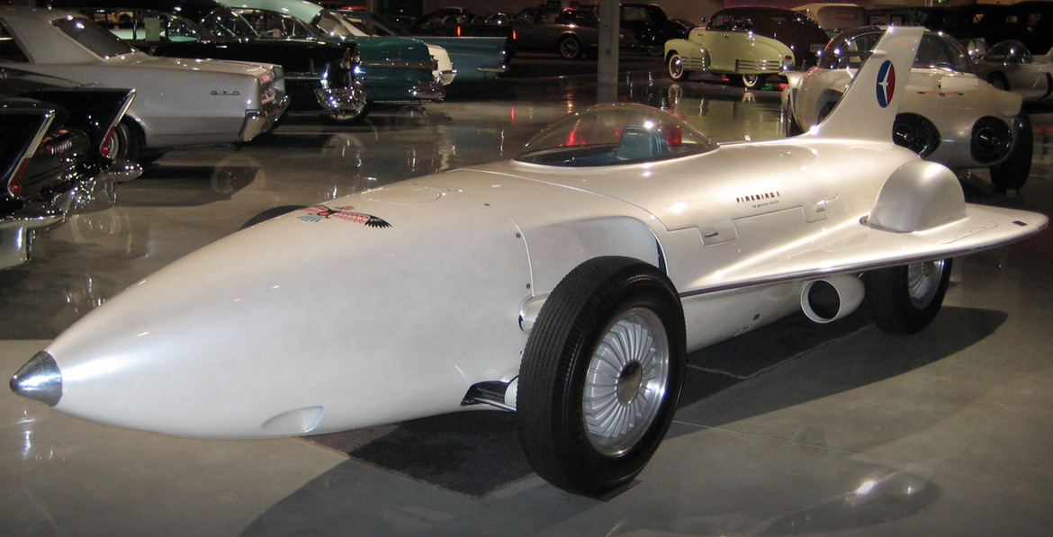 GM Heritage Center Collection | 1953 Firebird I
