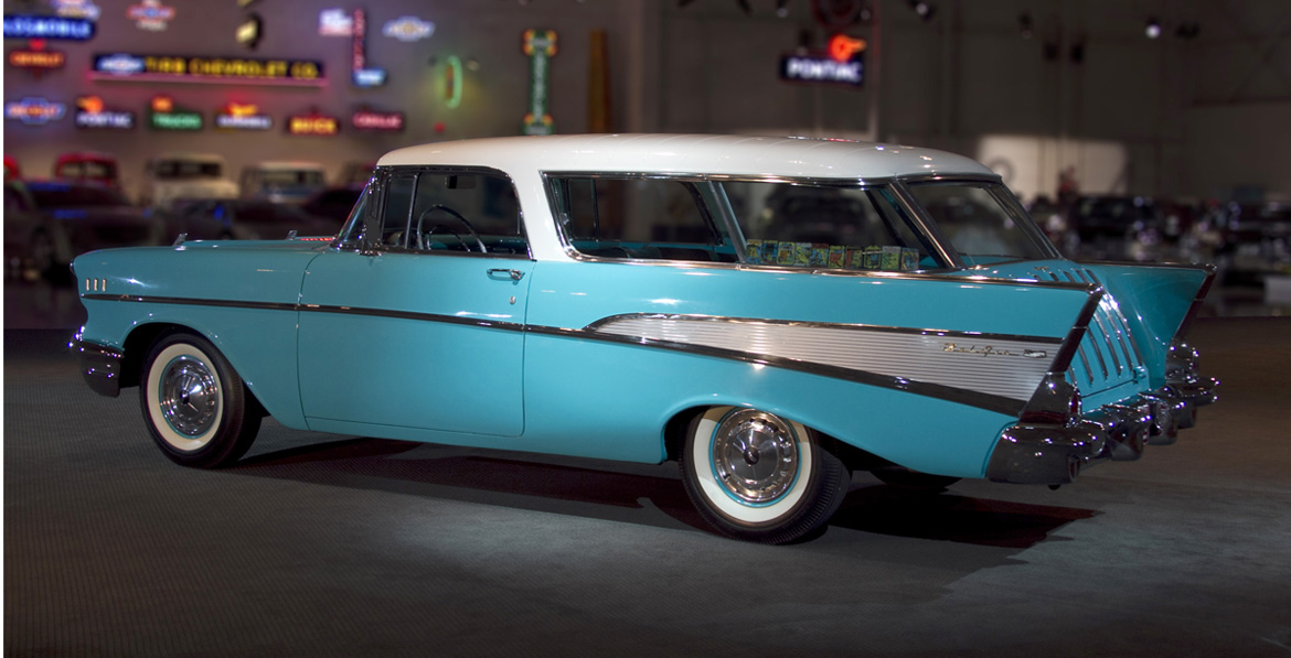 GM Heritage Center Collection   1957 Chevrolet Nomad
