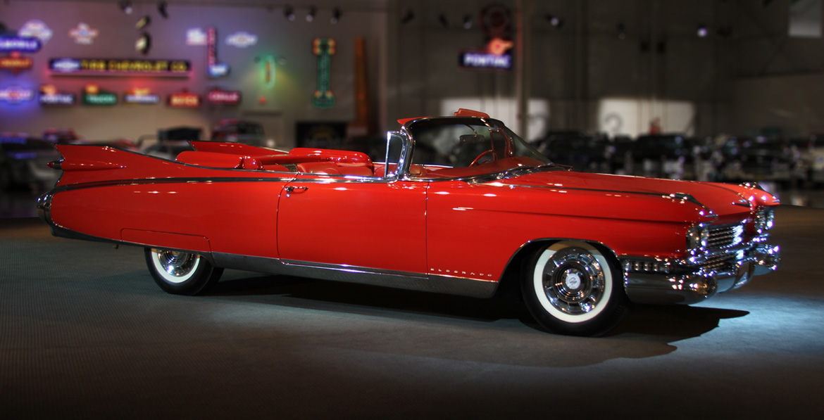 GM Heritage Center Collection | 1959 Cadillac Eldorado Biarritz ...