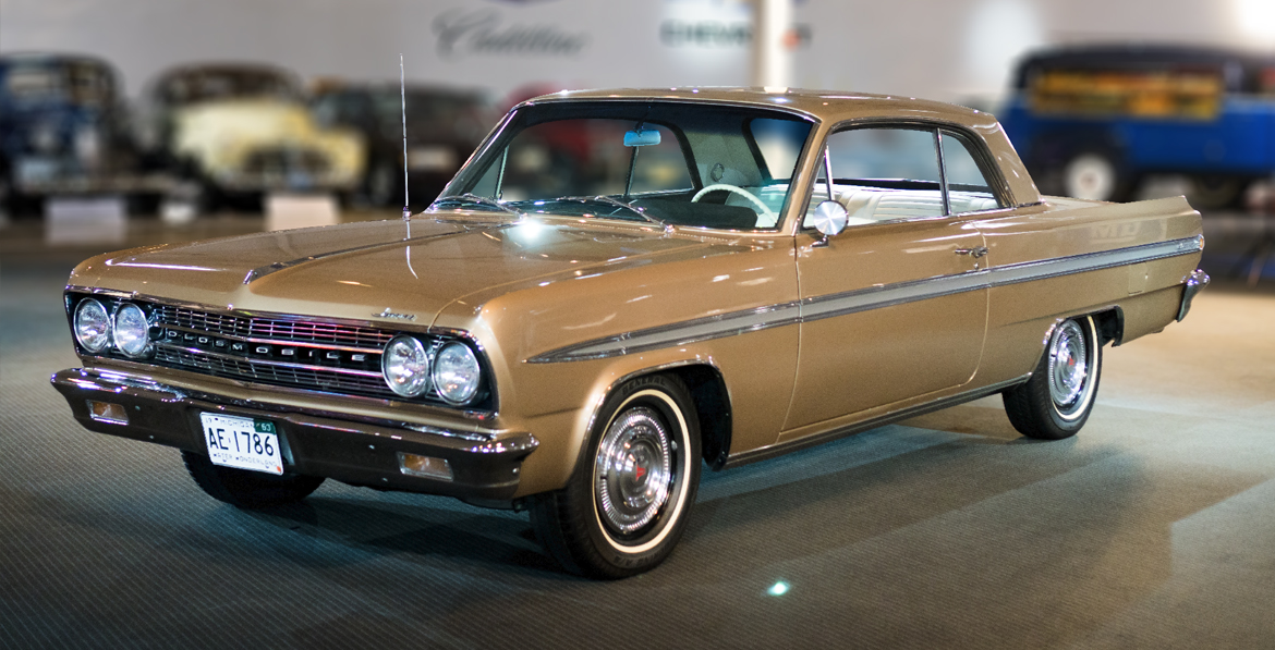 GM Heritage Center Collection | 1963 Oldsmobile Jetfire