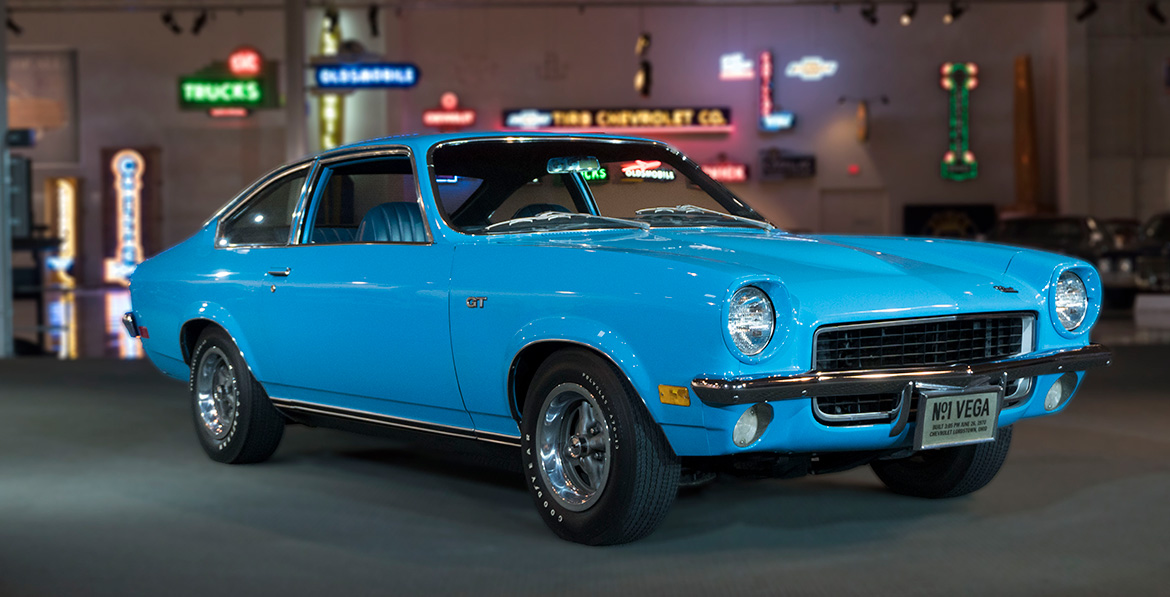 GM Heritage Center Collection | 1971 Chevrolet Vega