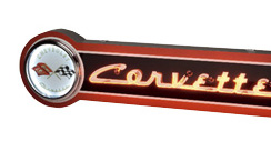 Purchase a Corvette Heritage Neon Sign