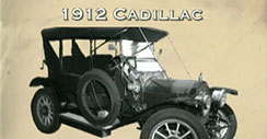 1912 Cadillac Model 30 Self Starter