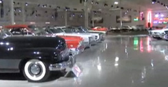 GM Heritage Center: Cars